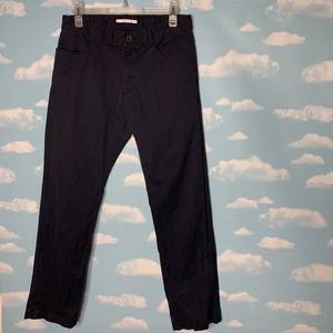 Calvin Klein- Blue Slim Fit Pants size 30x…
